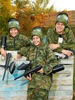 Virgin Experience Days Full Day Paintballing For Four In A Choice Of 51 Locations