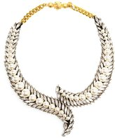 Shourouk 'Piuma' necklace