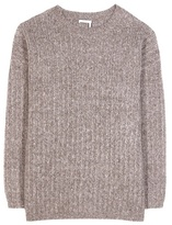 See by Chloe Mohair-blend Sweater