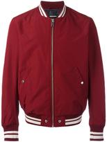 Diesel zip up bomber jacket