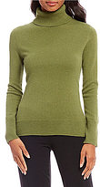 Alex Marie Tina Turtleneck Cashmere Sweater