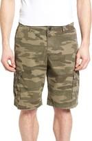 Lucky Brand Men's Camo Canvas Cargo Shorts