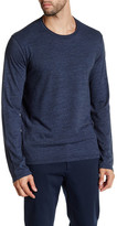 Velvet by Graham & Spencer Long Sleeve Crew Neck Sweater Tee