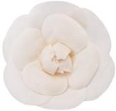 Chanel Flower Brooch