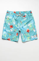 """Vans Baltic Decay Palm Volley 18"""" Swim Trunks"""
