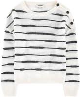 Zadig & Voltaire Mini Me striped sweater