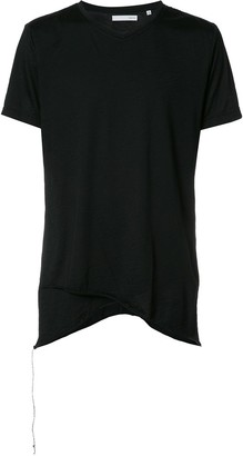 Private Stock V-shaped hem T-shirt