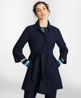 Brooks Brothers Water-Repellent Seersucker Coat