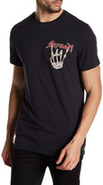 Religion Short Sleeve Rocker Graphic Tee