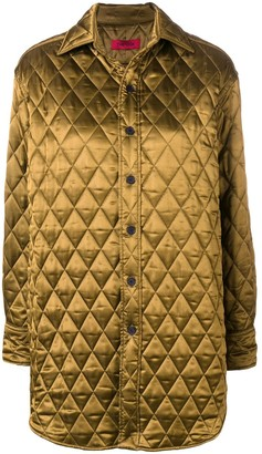 The Gigi Zoe quilted jacket