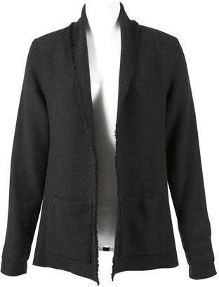 Denis Colomb Green Wool Jacket for Women
