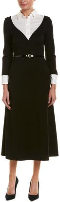 V&A Vogue Va Midi Dress