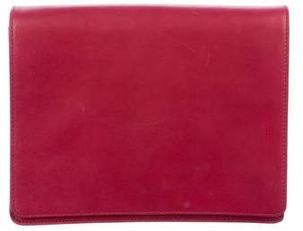 Maison Margiela Smooth Leather Wristlet