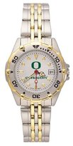 Oregon Ducks Women's All Star Watch Stainless Steel Bracelet