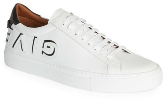 Givenchy Urban Street Logo Low-Top Sneakers