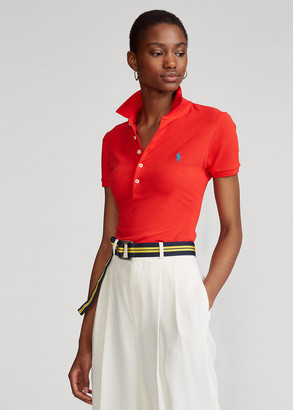 Ralph Lauren Slim Fit Stretch Polo Shirt