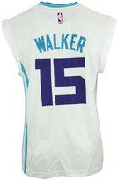 adidas Men's Kemba Walker Charlotte Hornets Rev 30 Replica Jersey