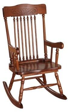 Harriet Bee Yunus Rocking Chair