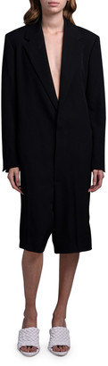 Bottega Veneta Cotton Blazer Jumpsuit