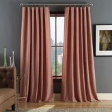 Bed Bath & Beyond Reed 84-Inch Rod Pocket Window Curtain Panel in Cinnamon