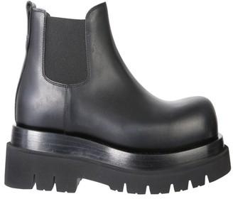 Bottega Veneta Lug Chelsea Boots