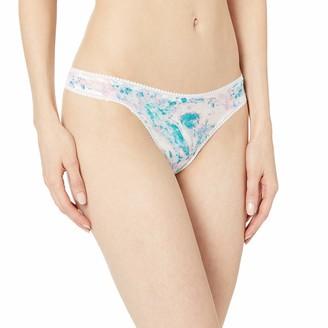 OnGossamer Women's Gossamer Mesh Low-Rise Thong Panty