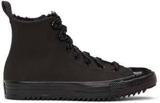 Converse Black Chuck Taylor All Star Hiker High-Top Sneakers