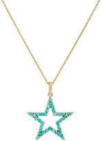Jennifer Meyer Women's Open Star Pendant Necklace