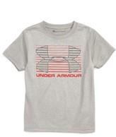 Under Armour Toddler Boy's Logo Lines Graphic Heatgear T-Shirt
