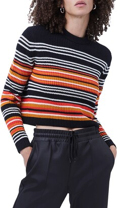French Connection June Stripe Sweater