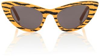 Saint Laurent New Wave SL 213 sunglasses