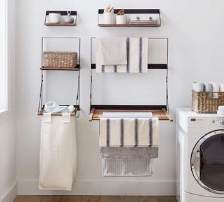 Pottery Barn Trenton 4-Piece Essential Laundry Set