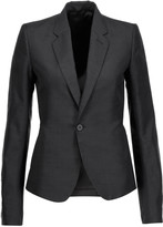 Rick Owens Tweed blazer