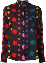 Paul Smith dotted print shirt