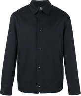 Paul Smith classic shirt jacket - men - Cotton/Linen/Flax/Viscose - S