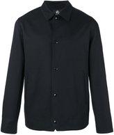 Paul Smith classic shirt jacket - men - Cotton/Linen/Flax/Viscose - S