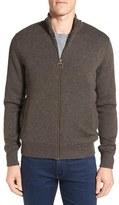 Barbour Men's Ardeley Zip Wool Sweater