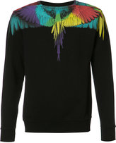 Marcelo Burlon County of Milan Nicolas sweatshirt - men - Cotton - XS