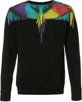 Marcelo Burlon County of Milan Nicolas sweatshirt - men - Cotton - XXS