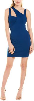 Susana Monaco Layered Mini Dress