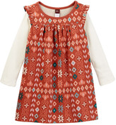 Tea Collection Silvina Double Decker Dress (Toddler, Little Girls, & Big Girls)