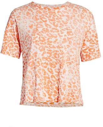 le superbe Leopard-Print T-Shirt