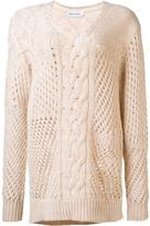 Prabal Gurung v-neck jumper
