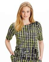 Fashion World Knitted Jersey Shell Top