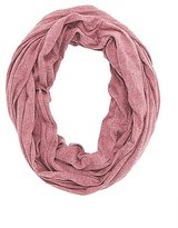 Charlotte Russe Marled Knit Infinity Scarf
