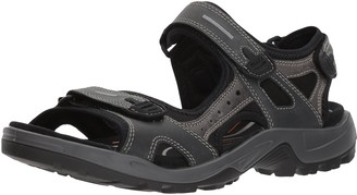 Ecco Offroad Multisport Outdoor Shoes Mens Black/Mole/Black (BLACK/MOLE/BLACK34) 9 UK EU