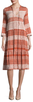Rachel Pally Kaemon Printed Dress