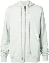 Rick Owens Jason hoodie - men - Cotton - S