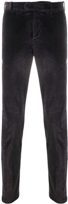 Eleventy Corduroy Slim-Fit Trousers