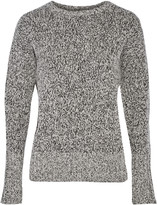 Theory Wyndrelle knitted wool-blend sweater